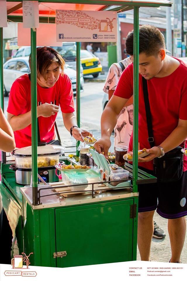 Pedicart Rentals