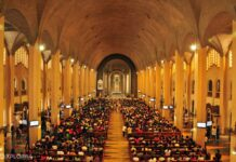 baclaran church visita iglesia pilgrimage