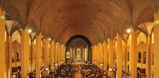 baclaran church visita iglesia pilgrimage
