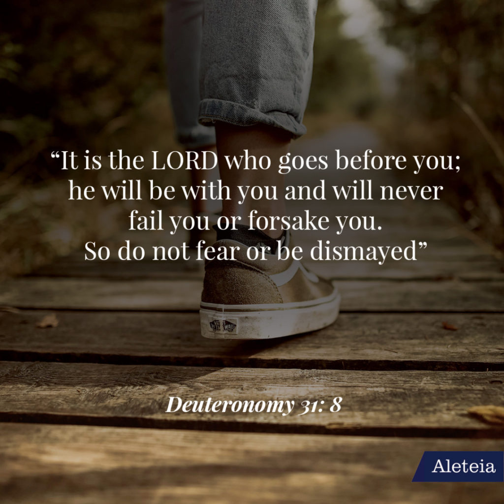 10 Uplifting Quotes from Scripture When Down and Out - Catholic